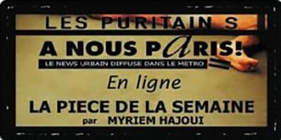 A nous Paris ! | Myriem Hajoui | Toutes hontes nues !