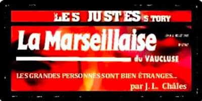 La Marseillaise | J.-L. Châles | Les grandes personnes sont bien étranges