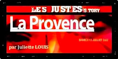 La Provence | Juliette Louis | Pulsion