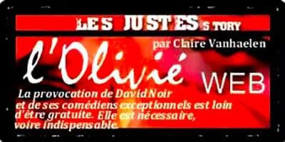 l'Olivié web | Claire Vanhaelen | Les Justes Story