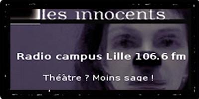 Radio campus Lille 106.6 |René Lavergne | Théâtre ? Moins sage !