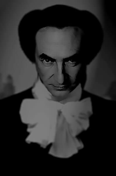 """Don DSK © David Noir d'après l'affiche du film """"Don Giovanni"""" de Joseph Losey"""