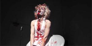 Marilyn sanglante