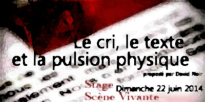 Le cri, le texte et la pulsion physique