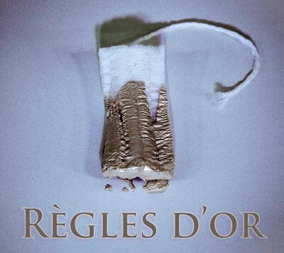 "Règles d'or   ""Scrap""   Photo © David Noir"