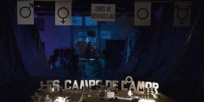Images des «Camps de l'Amor»