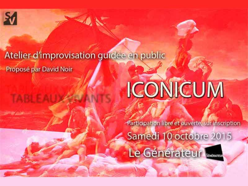 "Stage Scène Vivante | ""Iconicum"" 