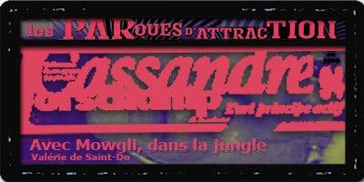 Cassandre | V. de Saint-Do | Avec Mowgli, dans la jungle