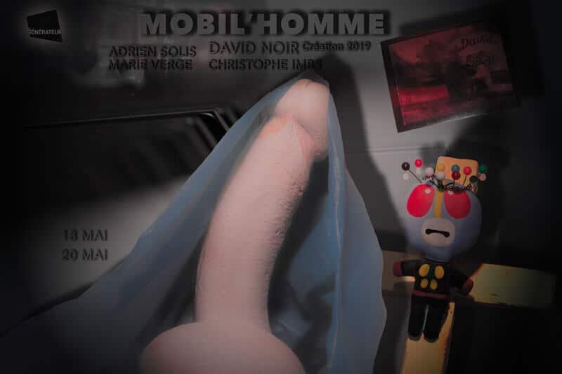 Mobil'Homme | Visuel © David Noir
