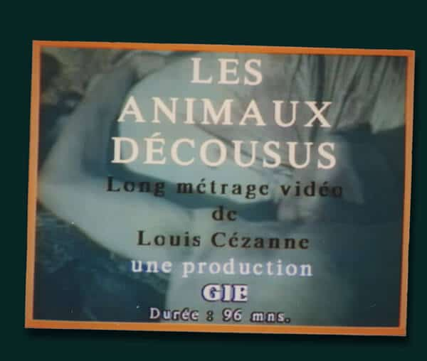 Les animaux décousus | Visuel © David Noir | 1992