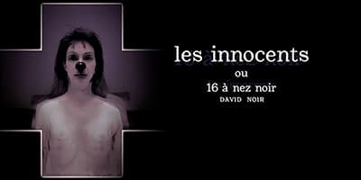 Les Innocents   David Noir   Photo © Karine Lhémon   Graphisme © Philippe Savoir