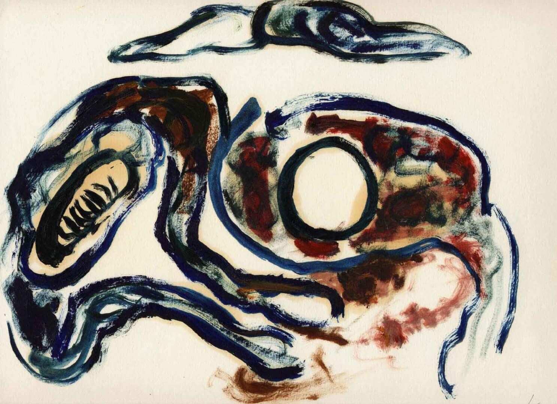 Aliens © David Noir | Dessins, peintures, collages