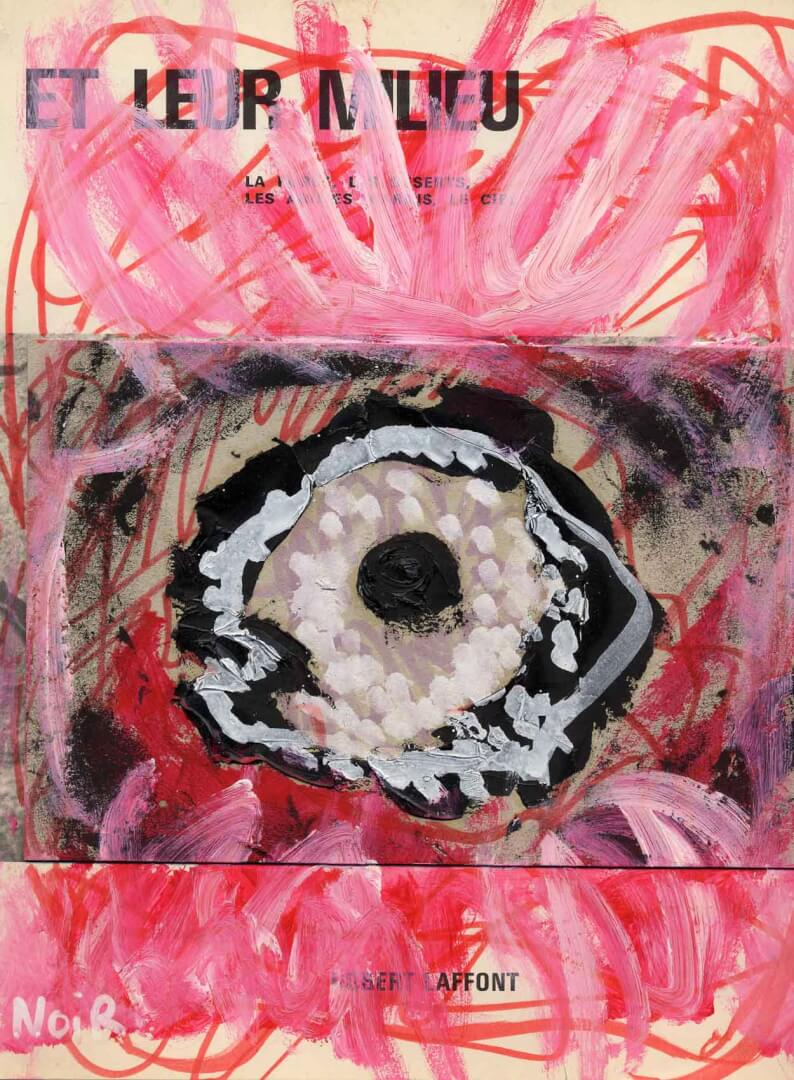 Bestiole © David Noir | Dessins, peintures, collages
