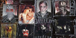 Dessins | Peintures | Collages | © David Noir