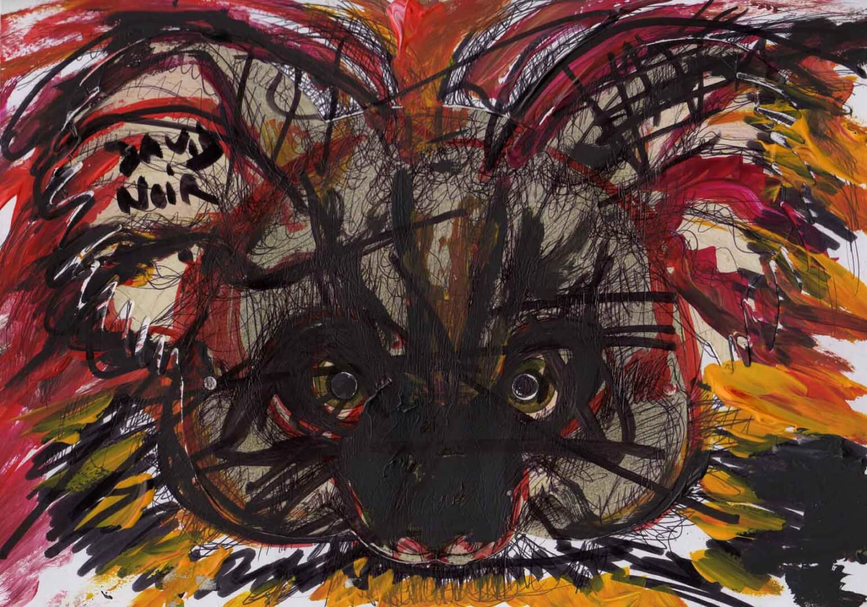 Koalage © David Noir | Dessins, peintures, collages