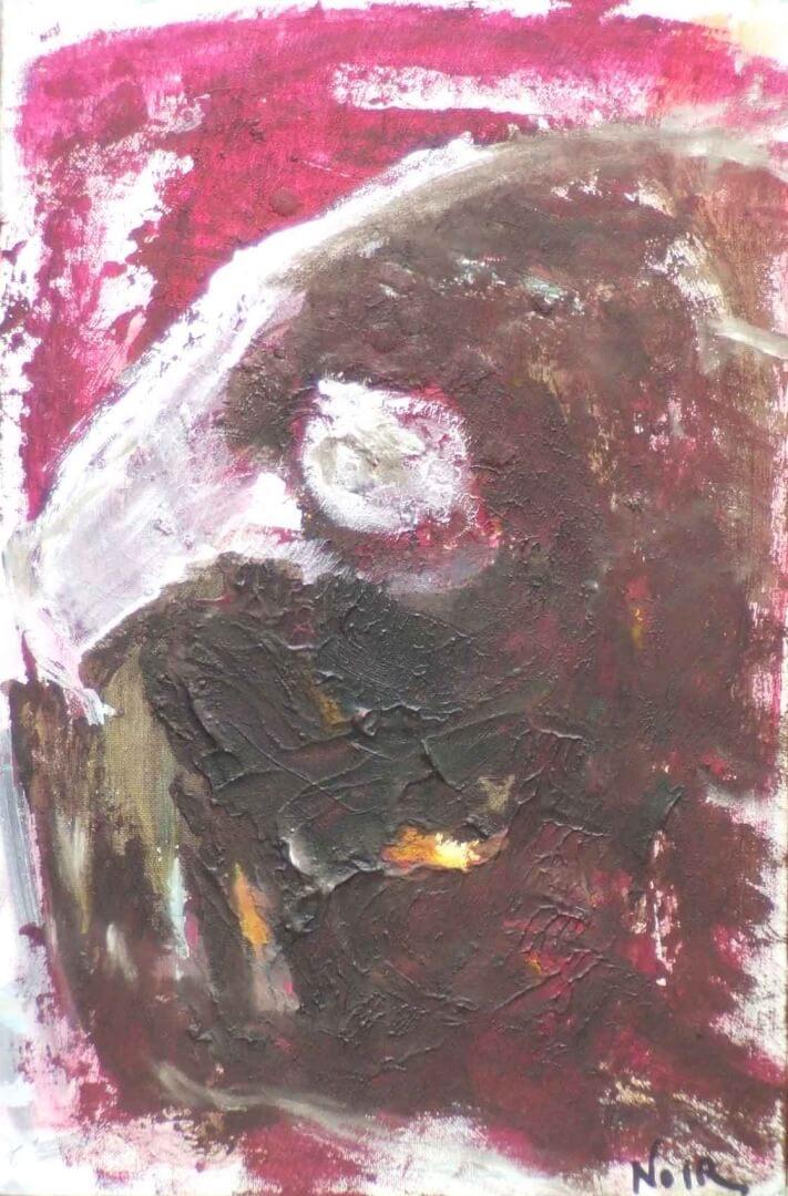 Mufle félin © David Noir | Dessins, peintures, collages