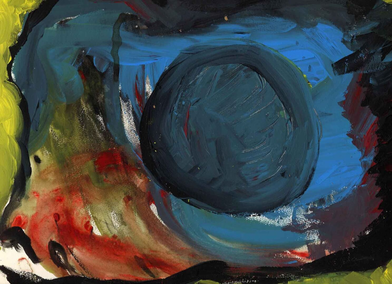 Petit canard © David Noir | Dessins, peintures, collages
