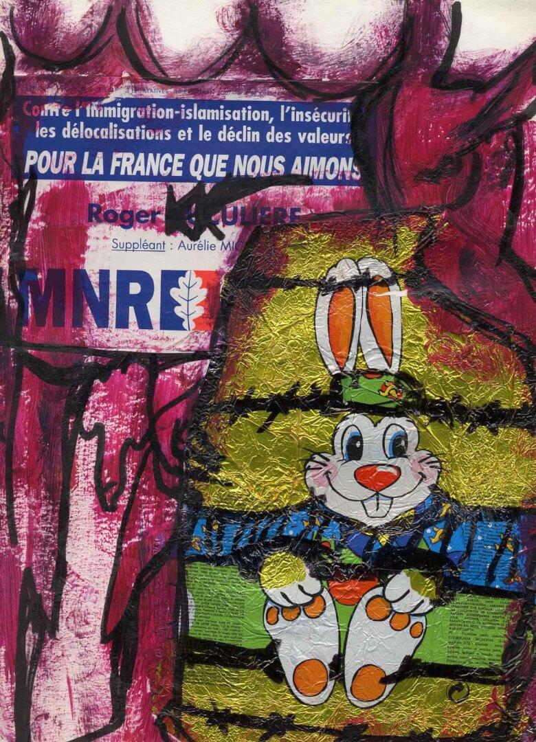 Souvenirs souvenirs © David Noir | Dessins, peintures, collages