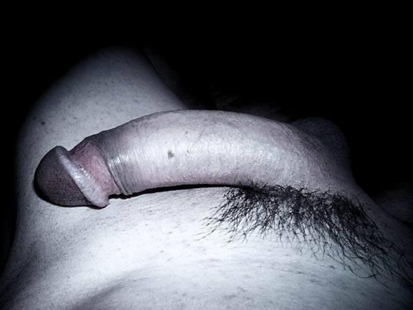 Mon art sexuel | Ma bite alanguie | 1 |Autoportrait © David Noir
