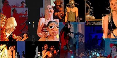 Galeries d'images de David Noir Production |Collage numérique © David Noir