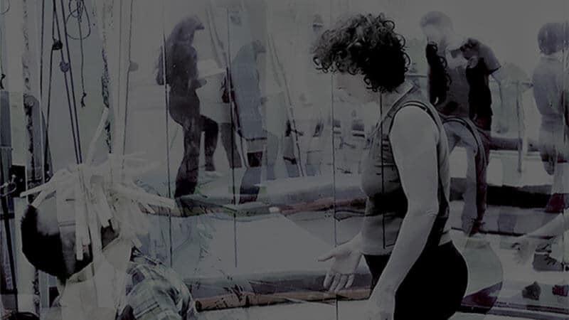 Scène Vivante | Séance de travail | Stage d'improvisation | Visuel © David Noir