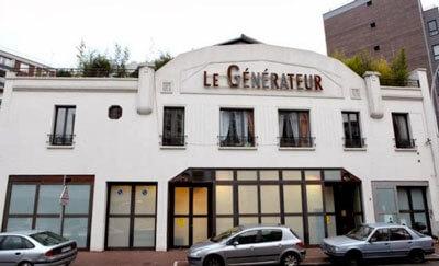 Le Générateur | Lieu d'art et de performance |Gentilly