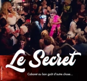 Le Secret | Cabaret | Direction artistique : Jérôme Marin | Photo © Jeremy Piette